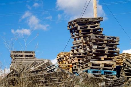 Are Wood Pallets Recyclable? (And Are They Good For Firewood?)