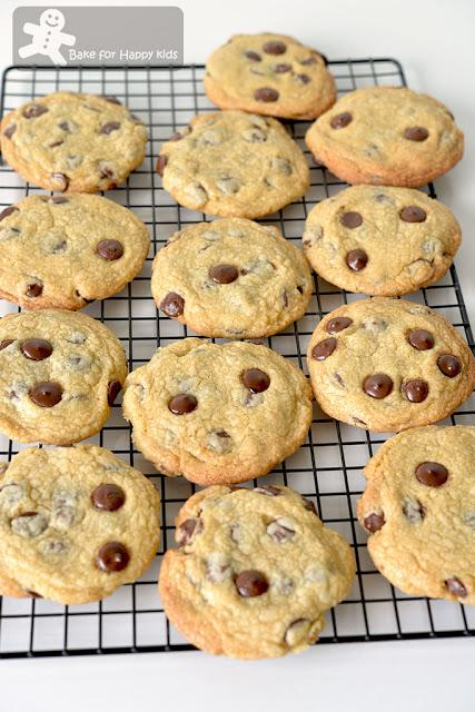 best copycat Chips Ahoy chocolate chip cookies recipe one
