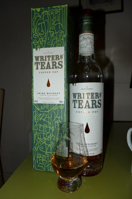 Tasting Notes: Walsh Whisky: Writer's Tears – Copper Pot