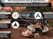Tent Commandments: Camp Properly
