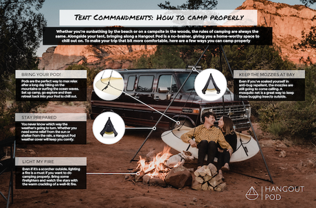 Tent Commandments: How To Camp Properly