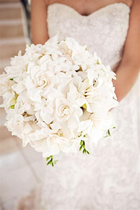 Gorgeous white wedding flower bouquet, bridal bouquet, wedding flowers, add pic source on comment and we will update it. Winter White Wedding Bouquets