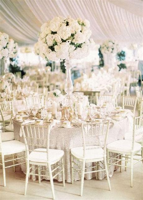 Hydrangeas are available in green, pink, white, burgundy, and. 30 White Wedding Ideas That's Turly Timeless   Deer Pearl ...