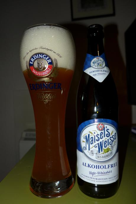 Tasting Notes: Maisel's Weisse: Alkoholfrei
