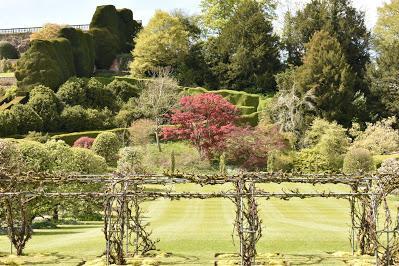 A visit to Powis Castle