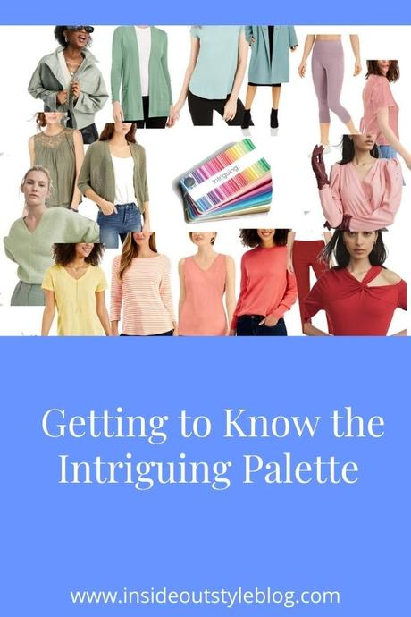 Getting to Know the Intriguing Palette