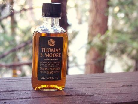 Thomas S. Moore Bourbon Cabernet Sauvignon Casks Review