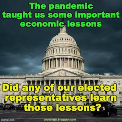The Lessons We Should Have Learned From The Pandemic