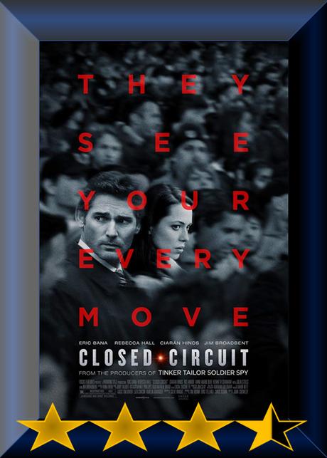 ABC Film Challenge – Thriller – C – Closed Circuit (2013) Movie Review