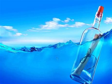 Download hd water wallpapers best collection. The Message Water Bottle Rope Cork In Sea Ultra 2560x1600 ...