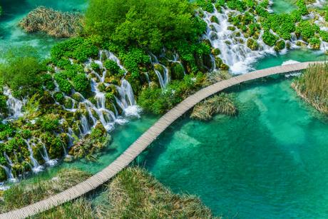 Plitvice Lakes National Park - Top 2021 Destinations That Need You Right Now