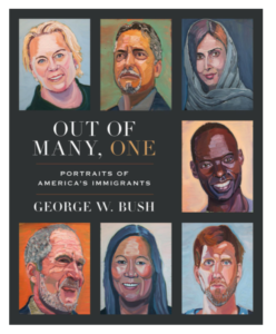 Portraits of Immigrants from President Bush