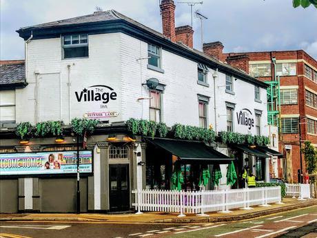 Birmingham... Paradise Forum, A Hotel Stay & The Village Inn!