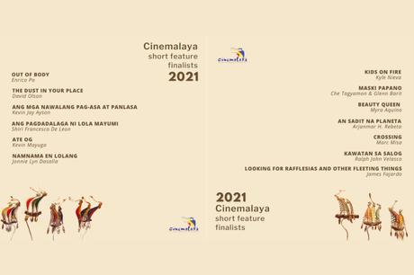 Cinemalaya 2021 Announces Short Films Finalists
