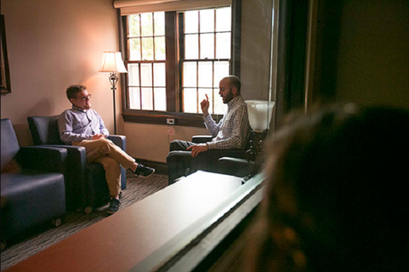 Can In-Office Counseling Increase Productivity?