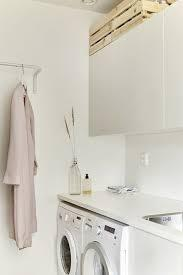 For practical storage and seamless design, you can't beat the mocka floating shelf. 30 Small Laundry Room Ideas Small Laundry Room Storage Tips
