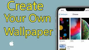 Make your own wallpaper with your most cherished photos or designs. How To Create Your Own Wallpaper On Iphone And Ipad Techspite