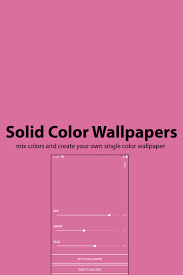 Since i started with the fairly large sized 2880 x 1800px, it was easier for me to scale to download any of the images used to create this post to get ideas on how to design your own wallpaper, click on the thumbnails below. Solid Color Wallpapers Create Your Own Wallpaper For Android Apk Download