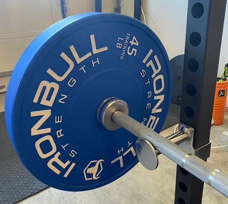 My top pick for best bumper plates for Canadians