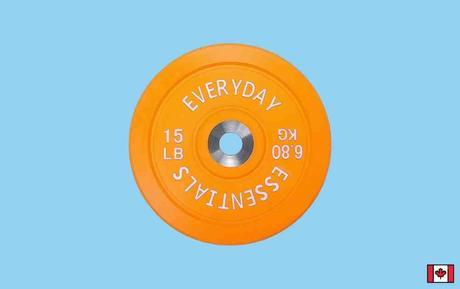 Everyday Essentials Bumper Plates