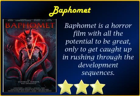 Baphomet (2021) Movie Review
