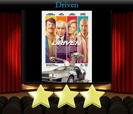 ABC Film Challenge – Thriller – D – Driven (2018) Movie Review