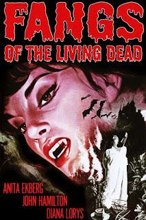 #2,580. Fangs of the Living Dead  (1969)