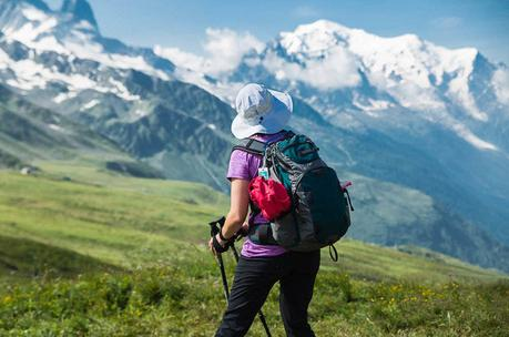 Trekking Gear  List: What To Pack When You're Staying in Mountain Huts