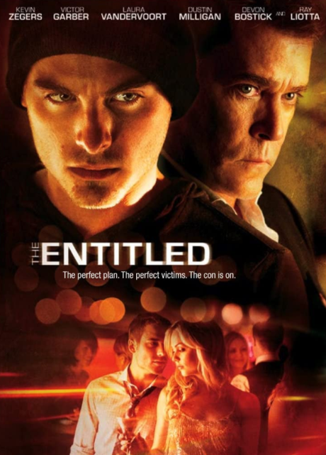 ABC Film Challenge – Thriller – E – The Entitled (2011) Movie Thoughts