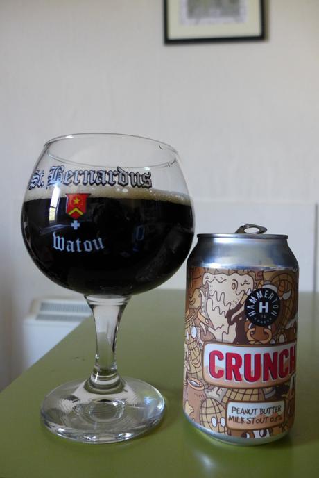 Tasting Notes: Hammerton: Crunch AF