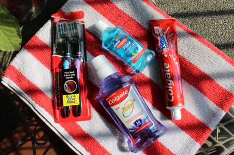 Tried & Tested: Colgate Total Professional Clean Mint Mouthwash