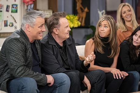 Original Casts of Friends Back For Reunion -  Premiering May 27 Exclusively On HBO GO & HBO