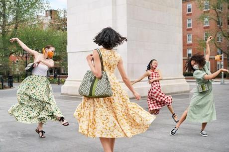 Kate Spade Summer Campaign Is All About Dancing In The Streets Of NYC