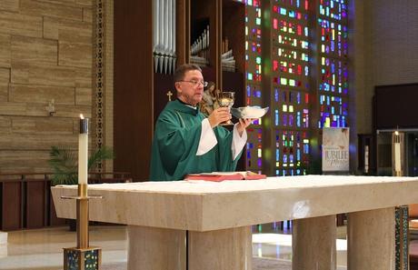 priest, catholic, mass