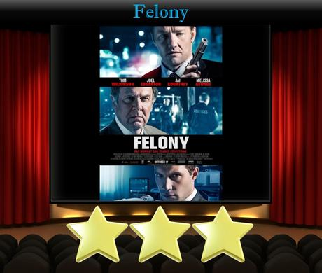 ABC Film Challenge – Thriller – F – Felony (2013) Movie Review