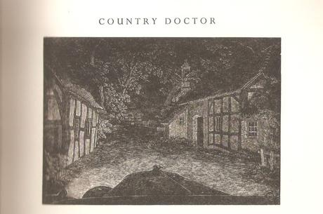 Portrait of a Village (1937) by Francis Brett Young, with Woodcuts by Joan Hassall