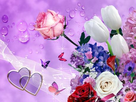 VIEW ALL WALLPAPERS: Flowers Wallpapers