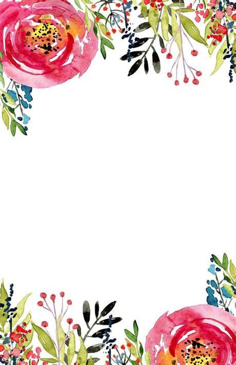 Download 2,393 birthday flowers free vectors. Floral Invitation Template free printable. Free invitation ...