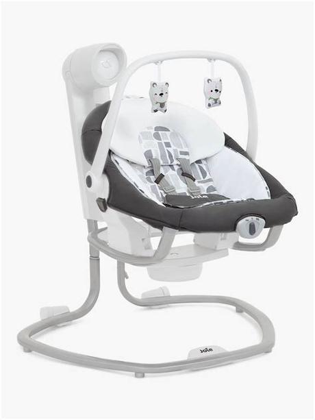 Купить универсальную коляску joie chrome (2 в 1). Joie Baby Serina 2 in 1 Logan Swing and Rocker at John ...