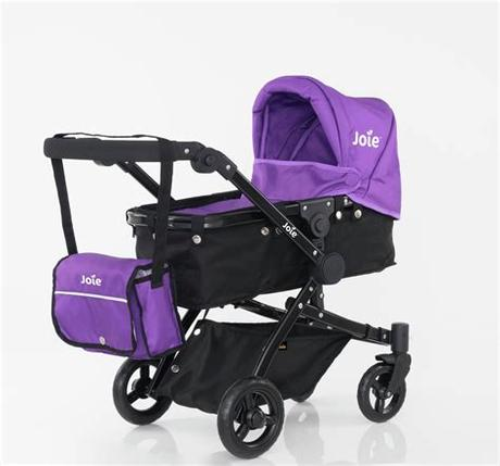 Купить универсальную коляску joie chrome (2 в 1). Joie Chrome 3-in-1 Doll Pram Reviews