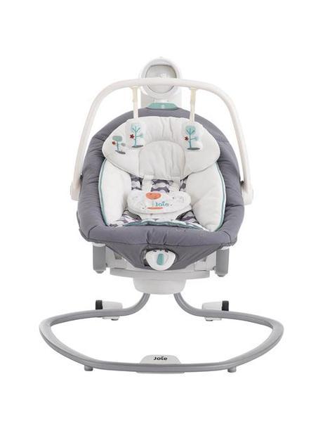 Купить универсальную коляску joie chrome (2 в 1). Joie Serina 2-in-1 Trees Baby Swing at John Lewis & Partners