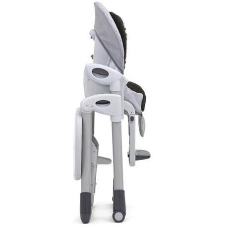 Купить универсальную коляску joie chrome (2 в 1). Joie Mimzy 2 in 1 Highchair, Logan - H1013CALGN000