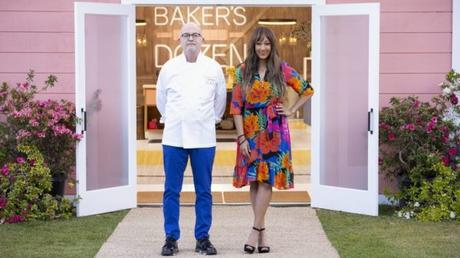 Tamera Mowry-Housley Hosting Bakers Dozen On Hulu