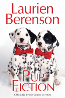 Pup Fiction by Laurien Berenson- Feature and Review