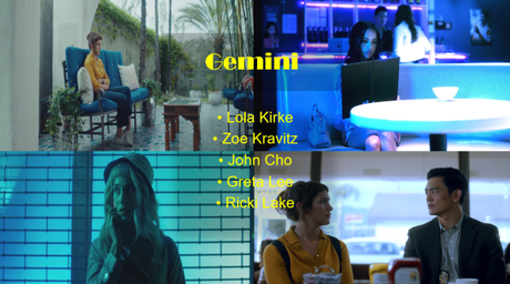 ABC Film Challenge – Thriller – G – Gemini (2017) Movie Review