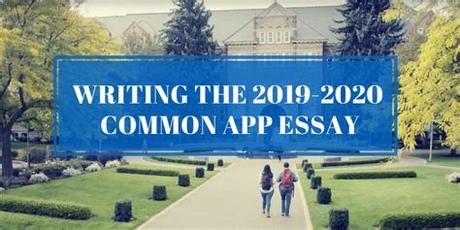 Common app essay that got me accepted to an ivy league school!i applied to the university of pennsylvania back in november for early decision and i was lucky. Tips For Writing a Common Application Essay   Wordvice