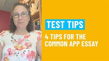 Check out the blog for this video: 4 Tips for Writing the Common App Essay - Common App Essay ...