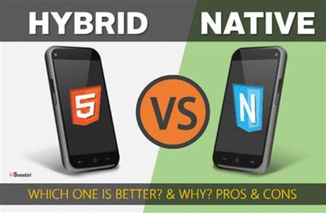 Check the pros & cons for each option; Hybrid Vs Native app   Pros   Cons   Which one is Better ...