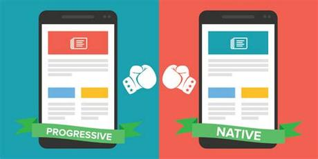The pwa vs native app debate is one that is gaining popularity. Progressive Web Apps vs Native Apps - Who Wins?