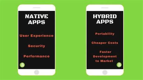 As well as progressive web apps, native apps also have certain disadvantages. Native vs Hybrid Apps Pros and Cons   App, App development ...